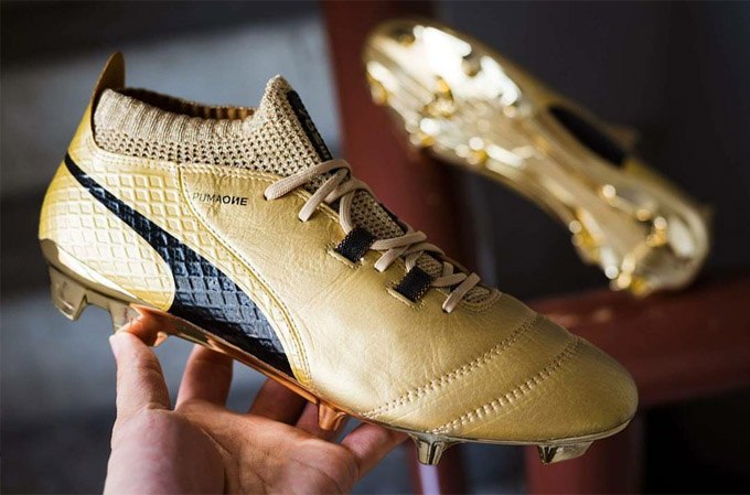 puma one gold leather tepy korki buty pilkarskie1