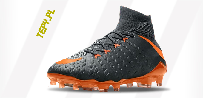 nike hypervenom phantom df orange black tepy korki buty pilkarskie1