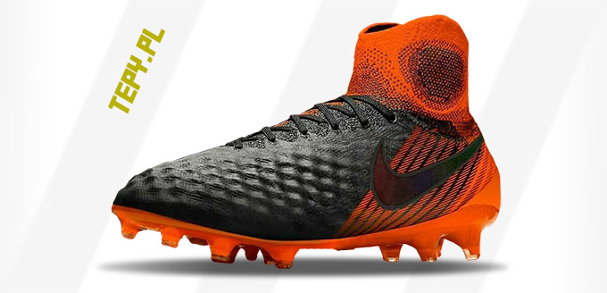 nike hypervenom phantom df orange black tepy korki buty pilkarskie3