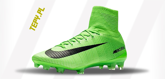 nike mercurial superfly V green tepy korki butypilkarskie 1