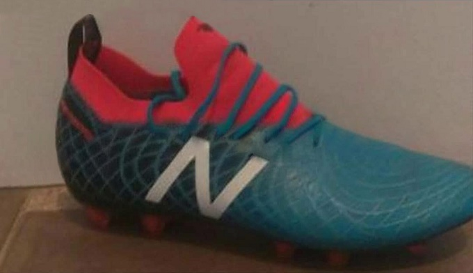 new balance red blue tepy korki 1