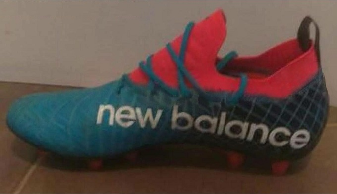 new balance red blue tepy korki 2